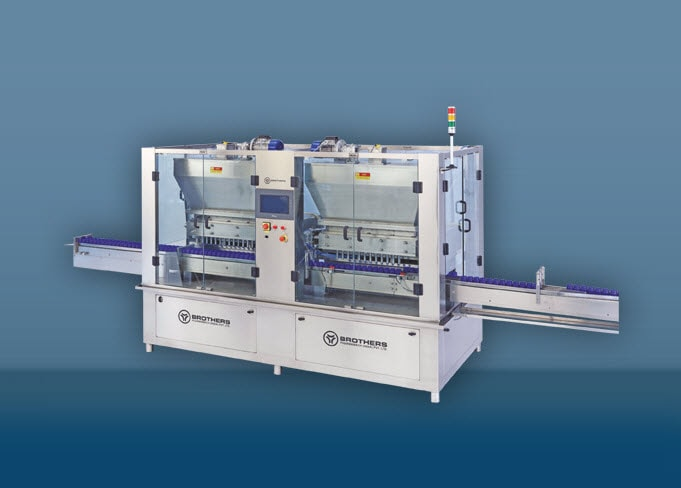Viscose Paste Filling Machine